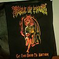Cradle of Filth - Get Thee Behind Me Satan Backpatch