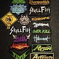 Patches Woven, Embroidered, Sublimated, Vintage