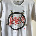 Slayer Reign In Blood Tour 86/87 Shirt
