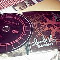 signed Burgerkill Venomous CD Album