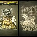 """TShirt or Longsleeve - Napalm Death Unofficial """"Mass Appeal Madness"""" grey shirt"""