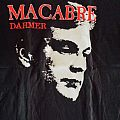T-shirt Macabre-SOLD