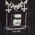 Mayhem - TShirt or Longsleeve - T-shirt Mayhem- XL
