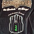 Bolt Thrower - TShirt or Longsleeve - T-shirt Bolt-Thrower- L