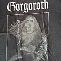 Gorgoroth-Original Shirt!! - TShirt or Longsleeve - T-shirt Gorgoroth- XL
