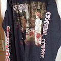 LS Cannibal Corpse XL TShirt or Longsleeve