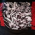 insect warfare at war with grindcore M TShirt or Longsleeve