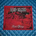Iced Earth - Burnt Offerings Custom Patch