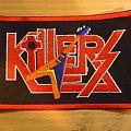 Killers - Patch - KILLERS (Fra) Custom Patch II
