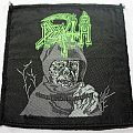 Death - Leprosy Patch