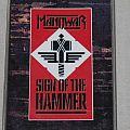 """Manowar """"Sign of the Hammer"""" Tape  Tape / Vinyl / CD / Recording etc"""