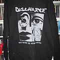 Discharge - TShirt or Longsleeve - Discharge Longsleeve