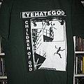 Eyehategod - TShirt or Longsleeve - green EHG shirt
