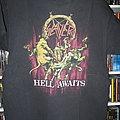 hell awaits shirt