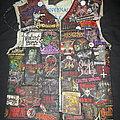 Slayer - Battle Jacket - old Kutte
