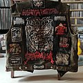 Blasphemy - Battle Jacket - Vest Update