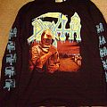 "Death ""Leprosy"" 2-sided color Long Sleeve XL NEW!!!"