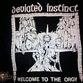 TShirt or Longsleeve - Deviated Instinct - Welcome To The Orgy