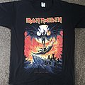 Iron Maiden 'Legacy of the Beast' tour 'Flight of Icarus / Revelations' shirt
