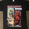 Iron Maiden 'Legacy of the Beast' tour 'Cartoon Eddie' shirt