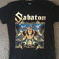 Sabaton 'Carolus Rex' t-shirt