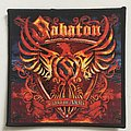 Sabaton 'Coat of Arms' woven patch