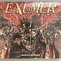 Exumer 'Hostile Defiance' CD