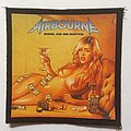 Airbourne 'Blonde, Bad and Beautiful' patch