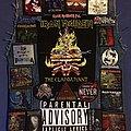 Iron Maiden - Battle Jacket - The Clairvoyant's blue battle jacket 2ND UPDATE