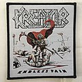 Kreator 'Endless Pain' patch