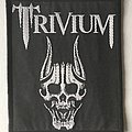 Trivium 'Silence in the Snow' patch