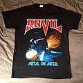 Anvil 'Metal On Metal' t-shirt