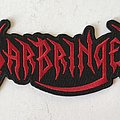 Warbringer logo patch