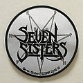 Seven Sisters circle patch