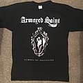 Armored Saint 'Symbol of Salvation' t-shirt