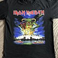 Iron Maiden 'Legacy of the Beast' tour O2 Event shirt