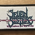 Seven Sisters 'The Caudron and the Cross' patch