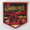 Warbringer 'War Without End' patch
