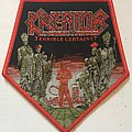 Kreator 'Terrible Certainty' patch