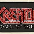 Kreator 'Coma of Souls' strip patch