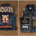Battle Beast - Battle Jacket - The Clairvoyant Junior's Battle Jacket