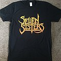 Seven Sisters logo t-shirt