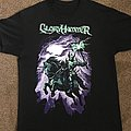 GloryHammer 'Tour of the Chaos Wizards' t-shirt