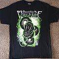 Bullet For My Valentine 'Snake' t-shirt