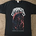 Harbinger 'Compelled to Suffer' t-shirt