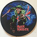 Iron Maiden 'These Colours Don't Run' patch