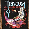 Trivium 'The Crusade' back patch