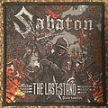 Sabaton 'The Last Stand' official woven patch