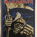 Iron Maiden 'Sands of Time' patch