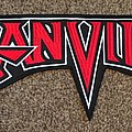 Anvil giant logo embroidered patch